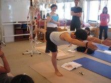 スタジオA・CORE official Blog-17 July Remedial Pilates 5