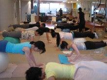スタジオA・CORE official Blog-11 July Pilates with small props 2