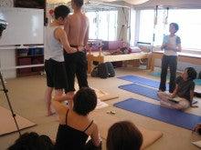スタジオA・CORE official Blog-17 July Remedial Pilates 8