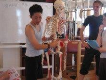 スタジオA・CORE official Blog-17 July Remedial Pilates 7