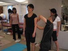 スタジオA・CORE official Blog-17 July Remedial Pilates 11