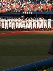 W太郎の父のブログ-高校野球2