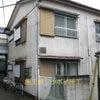 昭和40年代建築のアパート壁面初塗替え(全体の様子です)の画像