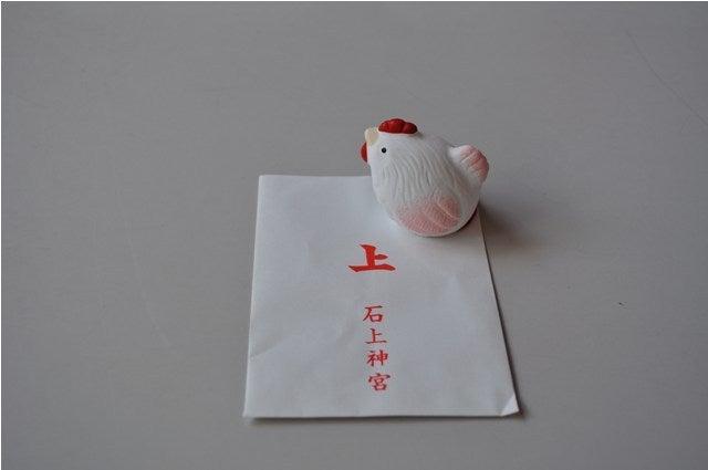 茶々吉とデジ一 のんびり旅-2010/7/27石上神宮9