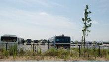 2丁目ひみつ基地のブログ-トレセンバス