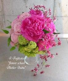 flower school アトリエぶぶ ~flower life~-j-fujikatasan