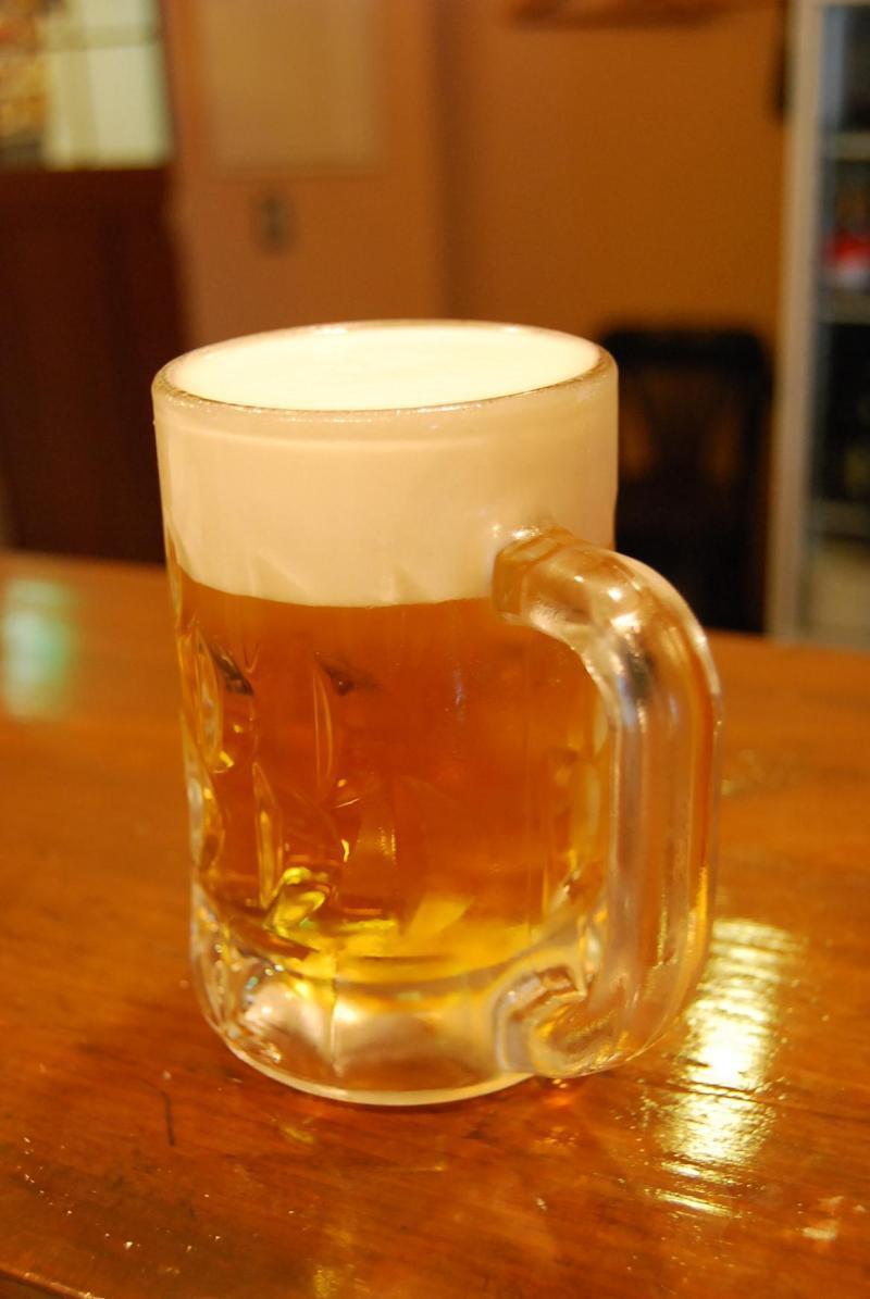 プレミアム・モルツ ビール冷えてます