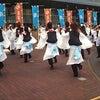 岡山駅前に鬼の大群が出没!の画像