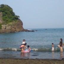 夏休み企画 海浜旅行…