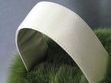 大木毛皮店工場長の毛皮修理リフォーム-フォックスのバッグ