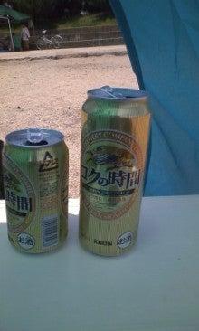 愛媛野池のバスフィッシング釣行記-海水浴でビール