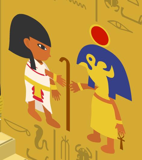 紀元前30年・古代エジプト時代☆...