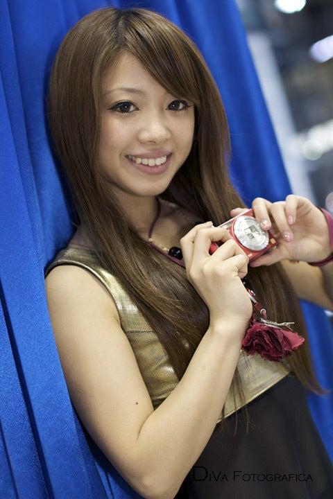 藍川美聖さん(2) CP+ 2010 vol.1...