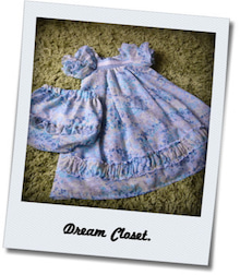 $Dream Closet. --小さな小さな仕立て屋さん日記--