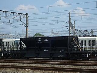 梅小路 ホキ800形貨車 | 鉄旅と...