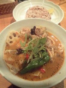 スープカレーとコンサドーレの週末   札幌011-チャチャ