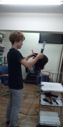 世田谷 東松原 美容院 ヘアー・メイク・ヘッドスパ・ hair space クラフトのブログ-100808_205051.jpg