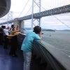 瀬戸大橋通過中の画像