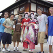 外国人に日本紹介