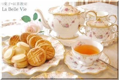 $Timote☆のAfternoon Tea♪