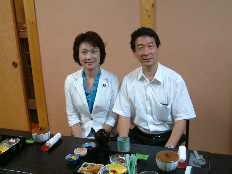 高階恵美子参議院議員と共に | 「お伝えしたいこと」伊藤信太郎 ...