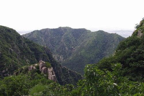 中国大連生活・観光旅行通信**-大連 大黒山