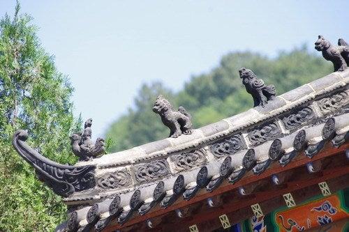 中国大連生活・観光旅行通信**-大連 大黒山 響水観