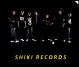 SHIKI RECORDS WEB SITE
