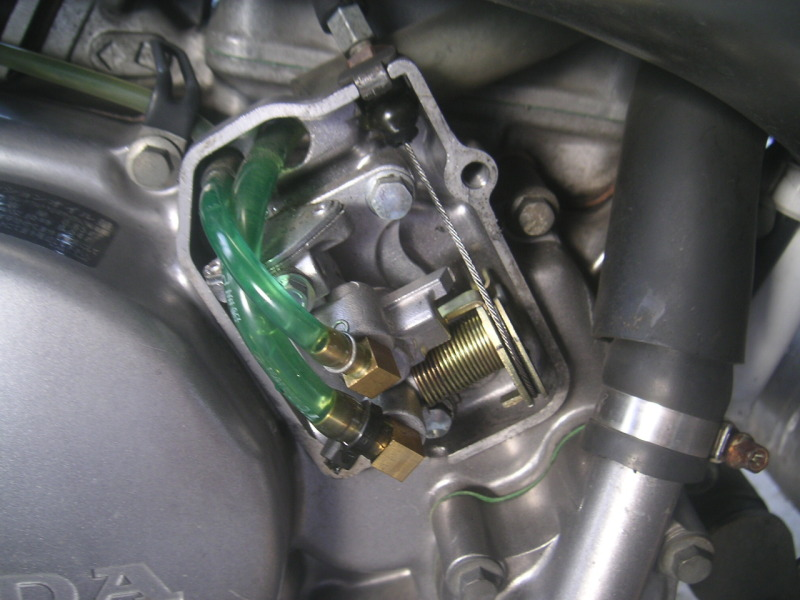 Crm250 pwk for J and b motors