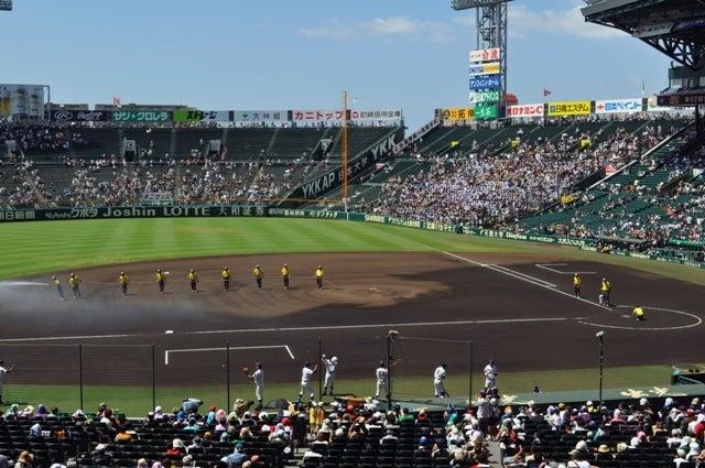 茶々吉とデジ一 のんびり旅-2010/8/18甲子園球場2