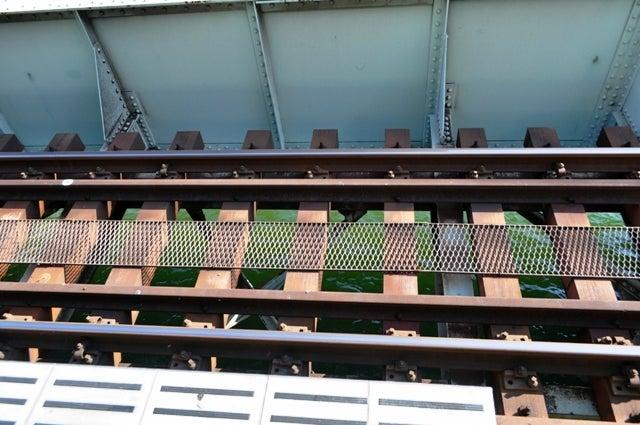 茶々吉とデジ一 のんびり旅-2010/8/18武庫川駅1