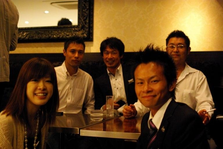 新宿で働く元リーゼントの男のブログ