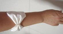 花嫁を100倍キレイに魅せるドレス-オリジナルグローブ