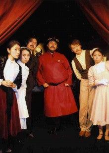 劇団 東京フランセーズ活動日記  -ダンスとクラシック喜劇--禿1