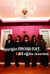 VISUAL ROCK CD SHOP CROSS CAT