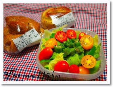 from narrow kitchen-お弁当