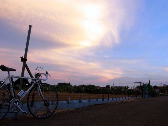 $自転車な一日-アマンダ君と