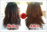 艶髪再生美容学!魅力的な美人髪に変わるプロのアドバイス!at 浜松市の美容室-艶髪再生エステの写真-CHIKA