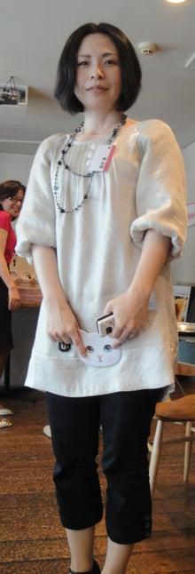 choo choo FAN BLOG **猫グッズ・猫雑貨のchoo choo本舗ファンブログ**-宮本薫さん1