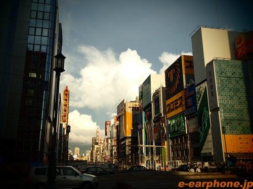 イヤホン・ヘッドホン専門店「e☆イヤホン」のBlog-道頓堀