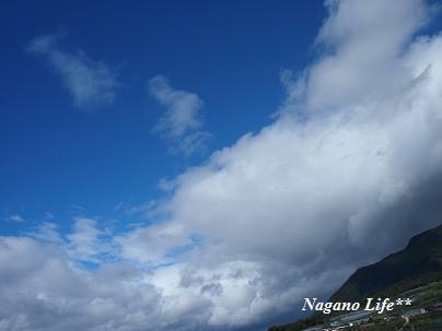 Nagano Life**-8月も終わり