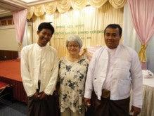 ミャンマーで活動するNGO駐在員の日記-6年勤続