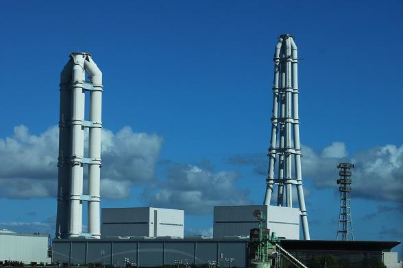 四日市火力発電所