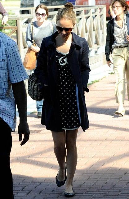海外セレブ最新画像・ファッションブログ DailyCelebrityDiary*#02-ナタリー・ポートマン