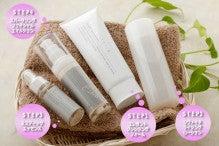 敏感肌の方やお子さんでも安心して使える 天然・自然派化粧品のナチュラルコスメティクスバー-シトリフォリア 基礎化粧品4点セット