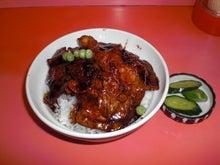 Road to SAROMAN BLUE-豚丼