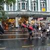 オークランド大学卒業パレードの画像