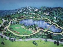 外で遊べるiPhoneAppのブログ-昭和記念公園全体図