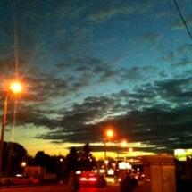 Moscow sky…