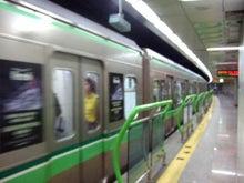 お宝広告館 【まれにみるみれにあむ】 祝7周年!!-釜山地下鉄電車